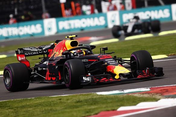 Max Verstappen Red Bull F1 2018