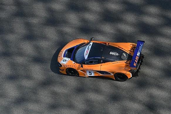 McLaren 720S Gulf 12 Hours