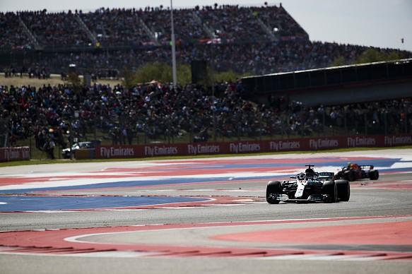 Hamilton Verstappen US GP 2018