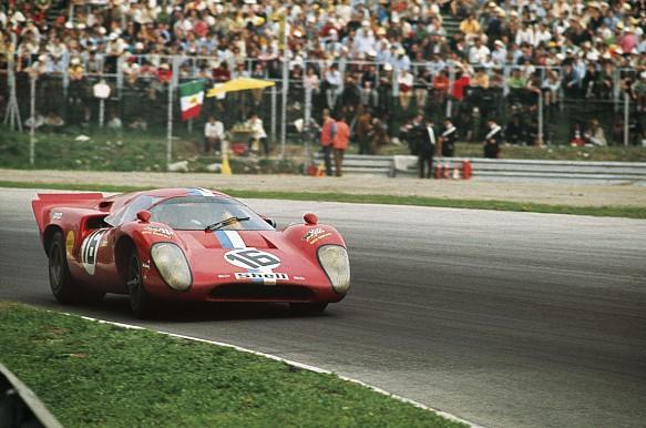 Lola T70 1970 Monza 1000km