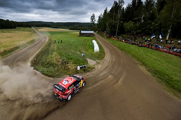 Esapekka Lappi Citroen Rally Finland WRC 2019