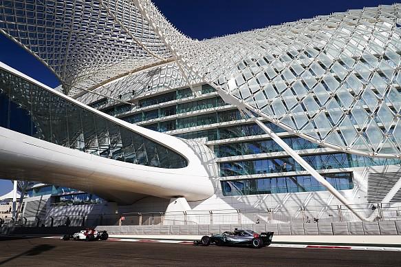 Abu Dhabi GP 2018