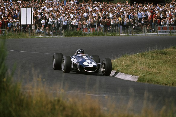 Dan Gurney 1967 German Grand Prix
