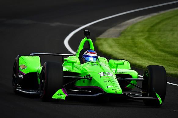 Danica Patrick ECR Indianapolis 500 2018
