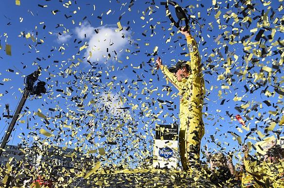 Joey Logano Las Vegas 2019 NASCAR Cup
