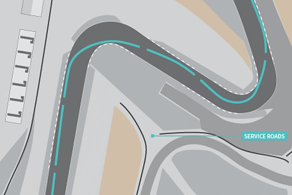 Silverstone Performance Village and the loop