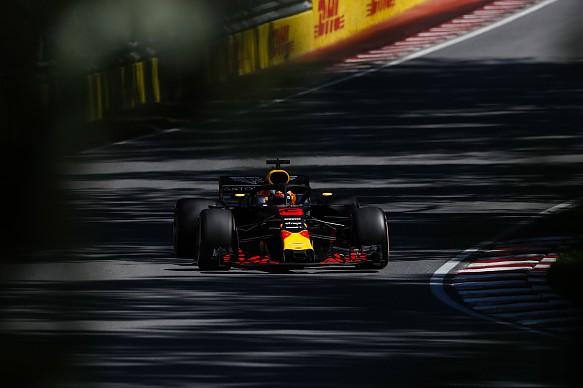 Daniel Ricciardo Red Bull Canadian Grand Prix 2018