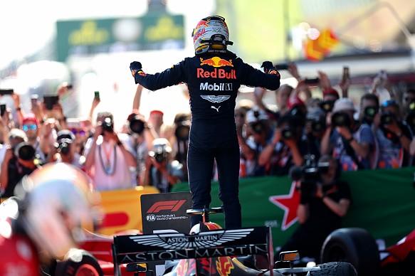 Max Verstappen Red Bull Austrian Grand Prix 2019