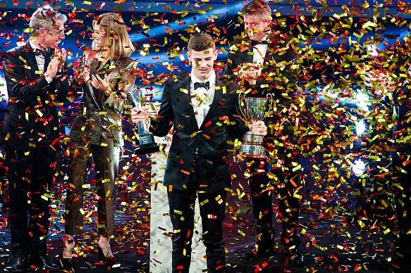 Tom Gamble wins McLaren Autosport BRDC Award 2018