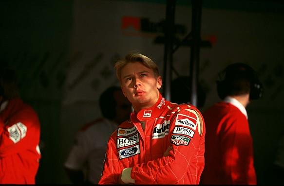 Mika Hakkinen 1993