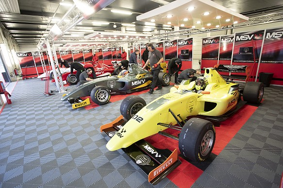 AMABA Silverstone test 2019