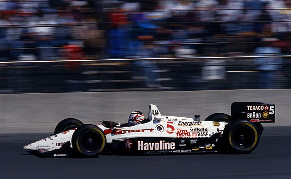 Nigel Mansell IndyCar 1993
