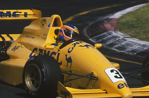 Martin Donnelly F3000 Pau 1989