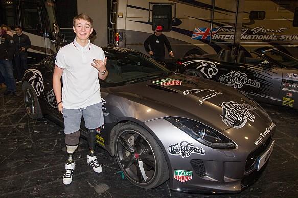 Billy Monger Autosport International 2018