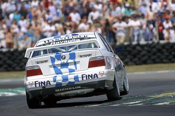 BTCC Jo Winkelhock 1996
