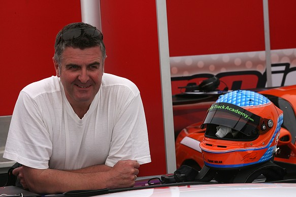 Martin Donnelly 2010