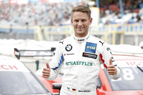 Marco Wittmann BMW DTM 2019 Assen