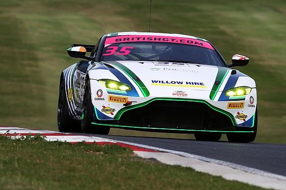 Jack Butel British GT 2019