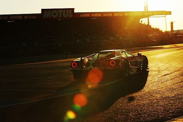 2019 Ford Le Mans 24 Hours