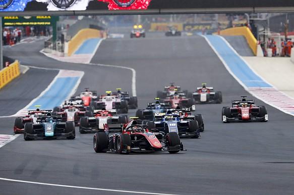 Paul Ricard F2 2018