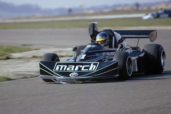 Ronnie Peterson Thruxton F2 1975