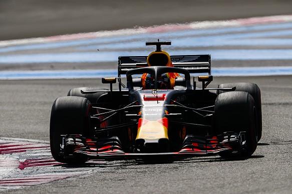 Daniel Ricciardo Red Bull French GP 2018