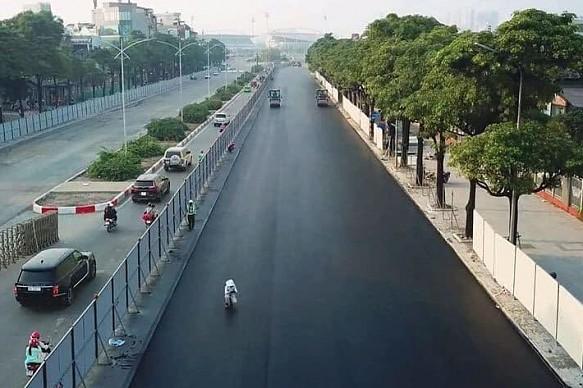 Hanoi F1 surfacing update