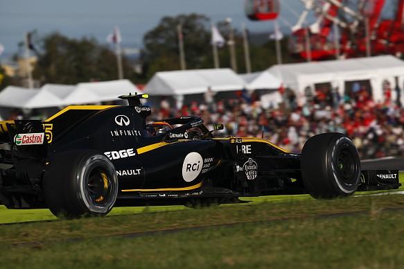 Carlos Sainz Jr Renault Japanese Grand Prix 2018