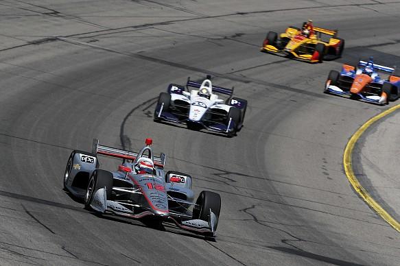 Will Power Penske IndyCar Iowa 2018