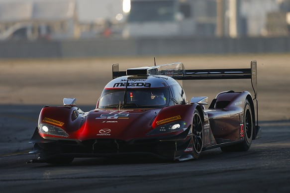 Mazda Team Joest RT24-P Sebring 12 Hours