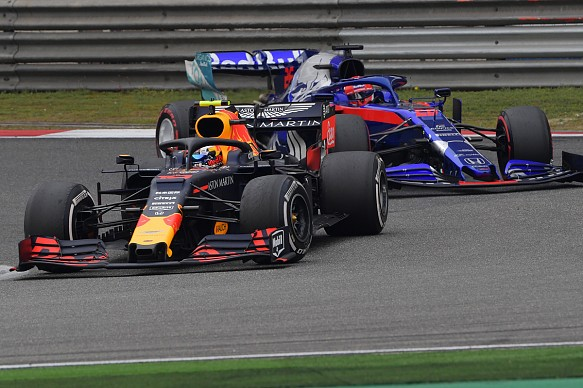 Red Bull Toro Rosso F1 2019