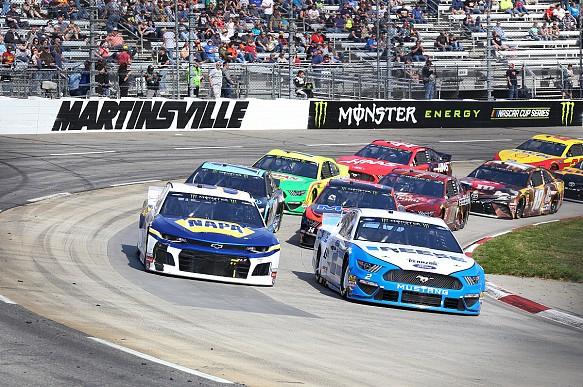 NASCAR Cup Martinsville