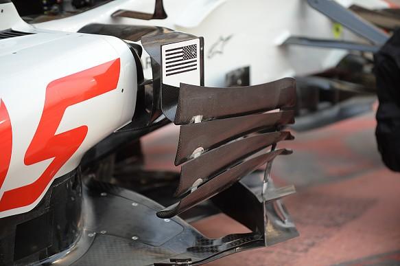 Haas bargeboards