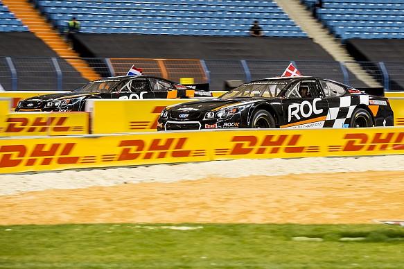 Rudy van Buren Race of Champions 2018