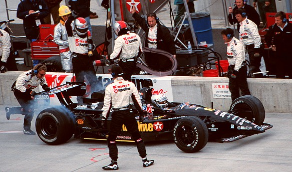 Michael Andretti Newman/Haas Motegi Champ Car 2000