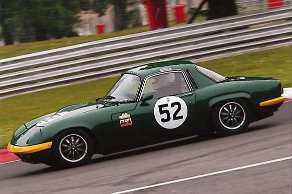 1968 FIA LOTUS ELAN S4