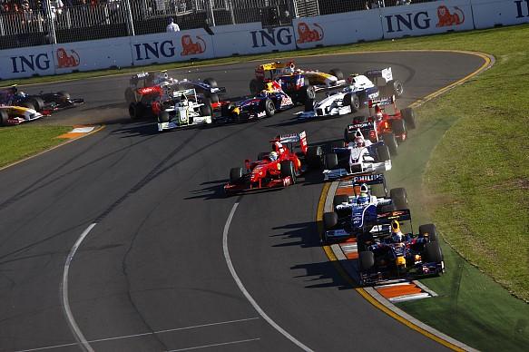 Australian GP 2009
