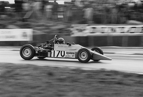Derek Warwick 1976 Formula Ford Festival