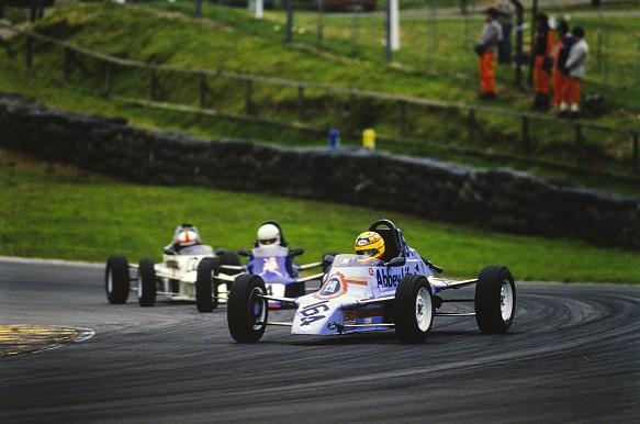 Mark Blundell 1985 Formula Ford Festival