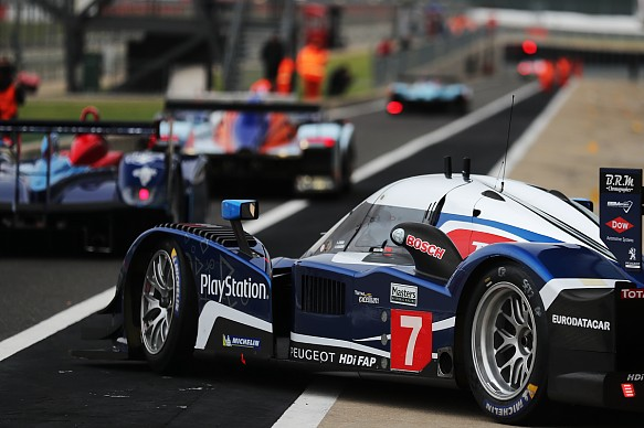Peugeot 908 Silverstone Classic 2019