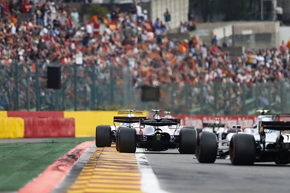 Belgian Grand Prix 2017 F1