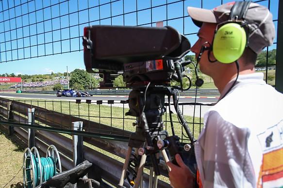 TV camera Hungary 2017