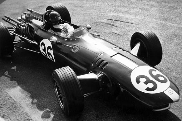 Dan Gurney 1967 Belgian Grand Prix