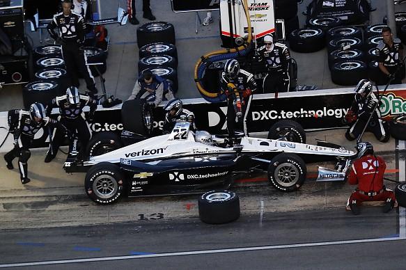Simon Pagenaud Penske Texas IndyCar 2018