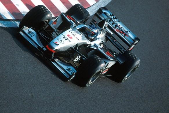 Mika Hakkinen McLaren Japanese Grand Prix 2019
