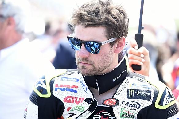 Cal Crutchlow LCR Honda MotoGP 2018