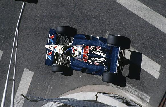 Al Unser Denver Indycar Lola T90/00 1990