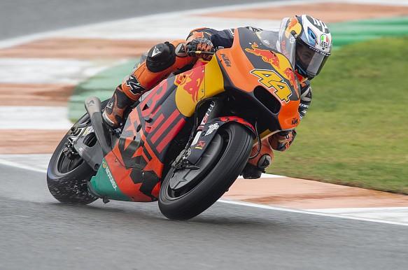 Pol Espargaro KTM MotoGP Valencia 2018