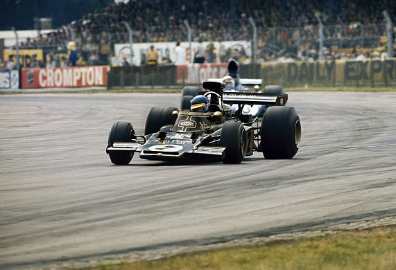 Ronnie Peterson 1974 British GP