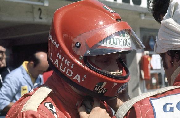 Nicki Lauda 1976